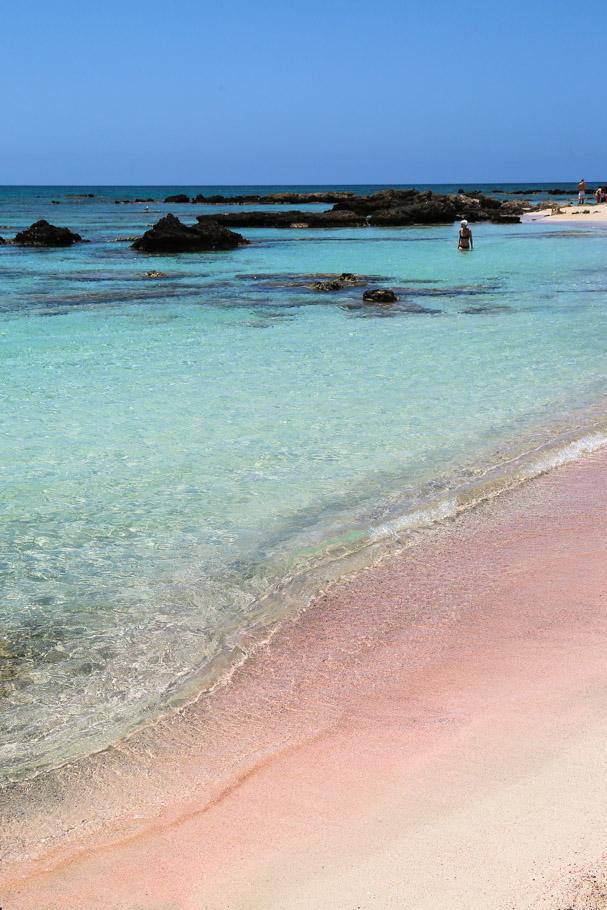그리스 크레타섬 엘라포니시