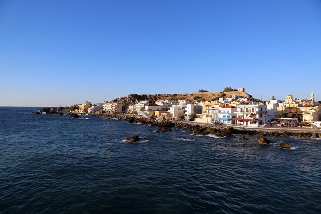 그리스 크레타섬 팔레오코라