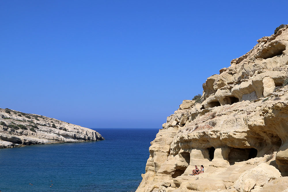 마탈라 동굴