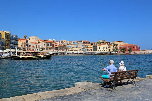 하니아 베네치아 항구