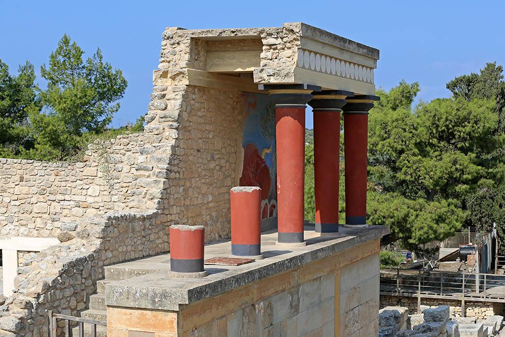 크노소스 왕궁