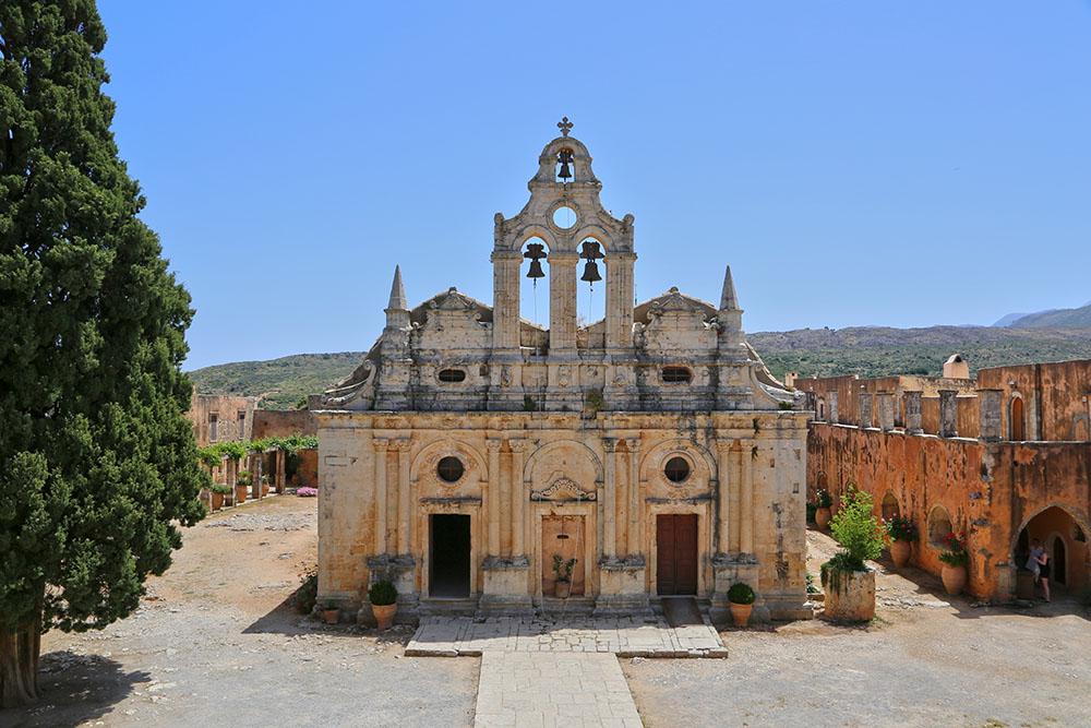 아르카디우 수도원